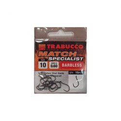Trabucco Match Specialist Barbless 10