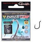 Gamakatsu Power Carp Hair Rigger BL 10db/cs. 8-as szakáll nélküli horog
