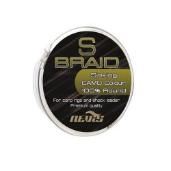 Nevis S Braid Camo 0,10mm