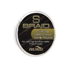 Nevis S Braid Camo 0,16mm