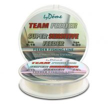 By Döme Team Feeder Super Sensitive Feeder 0,18mm
