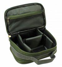 Carp Academy Ólomtartó táska zöld
