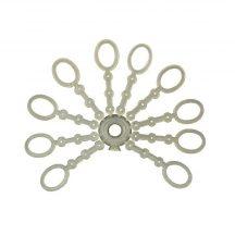 Nevis Csalirögzítő Szilikongyűrű