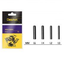 Delphin Single CRIMPS krimpelő hüvely 1,2mm 40db/csomag