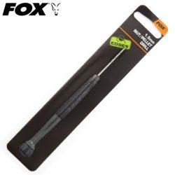 Fox Nut/Pellet Drill 1,5mm