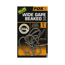 Fox EDGES WIDE GAPE BEAKED X 4-es