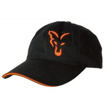 Fox BLACK & ORANGE BASEBALL sapka