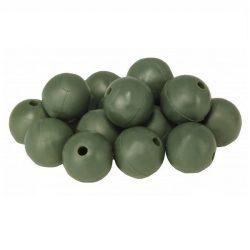 CZ Gumigyöngy 4mm 25db green