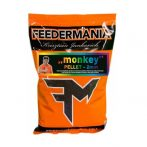Feedermania PELLET 4 mm MONKEY 800g