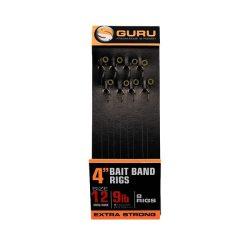 """Guru 4""""  Bait Band  Rigs 18-as"""