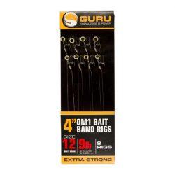 "Guru 4"" QM1 Bait Band  Rigs 14-es"