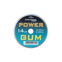 Drennan Feeder Gum 14lb 0,65mm víztiszta