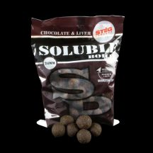 Stég Product - Oldódó Bojli - Chocolate-Liver / Csoki-Máj /
