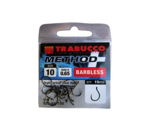 TRABUCCO - METHOD BARBLESS HOROG 12-ES