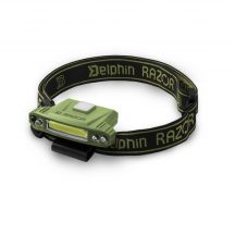 DELPHIN - FEJLÁMPA USB