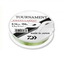Daiwa TOURNAMENT SF 0,16mm 300m Light Green