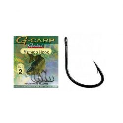 GAMAKATSU G-Carp Method - Méret:6 Feeder Horog