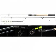 Nevis Barbel River Feeder 390XXH 100-250g