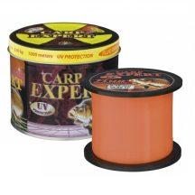CARP EXPERT UV FLUO ORANGE 1000M FÉMDOBOZOS 0,25MM
