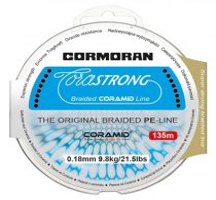 CORMORAN Corastrong 0,12mm (135m)