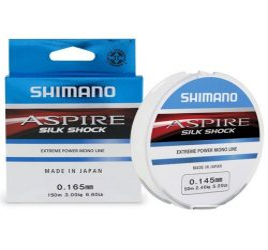 SHIMANO - ASPIRE SILK SHOCK 0,16MM