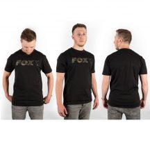 FOX - BLACK CAMO PRINT T-SHIRT XL
