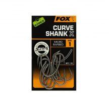 FOX - EDGES CURVE SHANK X 4