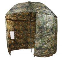Carp Zoom Terepszínű sátras horgászernyő 250cm