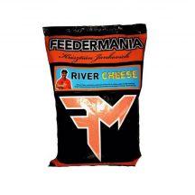 FEEDERMANIA - GROUNDBAIT - RIVER CHEESE 2,5KG