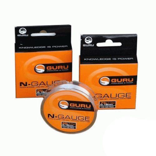 GURU - N-GAUGE 0,11MM 100M