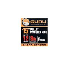 GURU - PELLET WAGGLER RIGS 12-ES