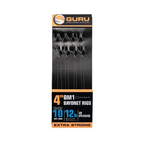 GURU - QM1 BAYONET RIGS 16