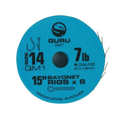 GURU - G45 BAYONET RIGS 10 12LB