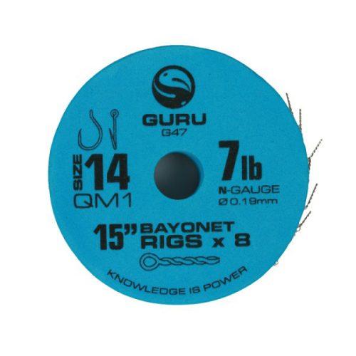 GURU - BAYONET RIGS 15 12