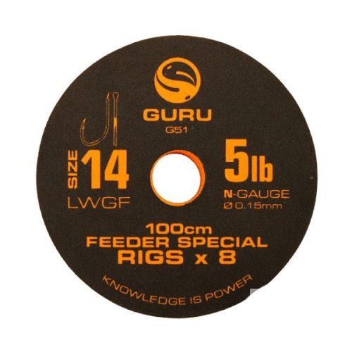 GURU - FEEDER SPECIAL RIGS 12-ES