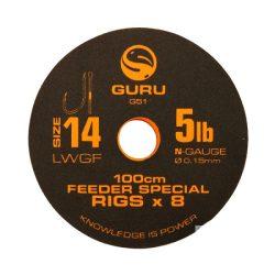 GURU - FEEDER SPECIAL RIGS 14-ES
