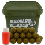 HALDORÁDÓ - BIG FEED C21 BOILIE - FOKHAGYMA& MANDULA VÖDRÖS