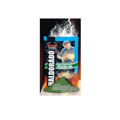 Haldorádó - Feeder Master - Fűszeres Hal 1kg