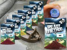 HALDORÁDÓ - READY METHOD - PISTY