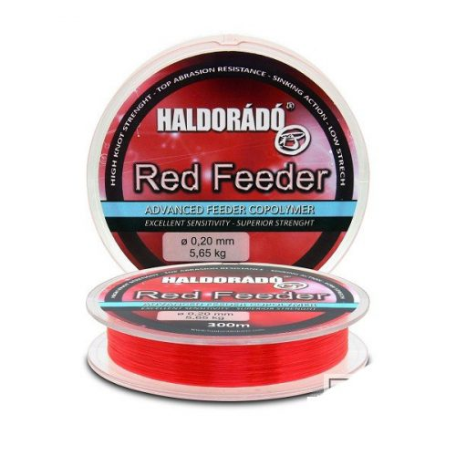 Haldorádó - Red Feeder 0,30mm 300m