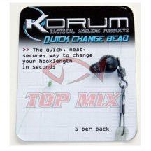 Korum QUICK CHANGE BEADS - STANDARD CAMOU