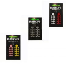 KORDA - FLOSS CAPS PINK/YELLOW