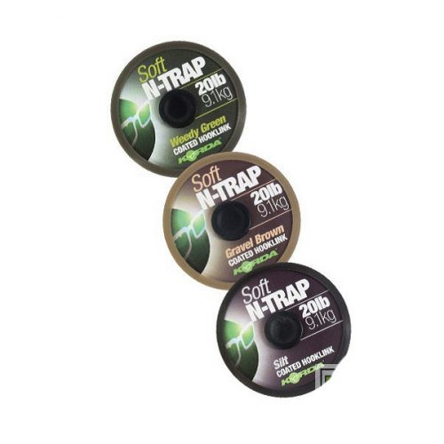 KORDA - N-TRAP SOFT WEEDY GREEN 15LB