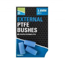 PRESTON - EXTERNAL PTFE BUSHES 2,0MM