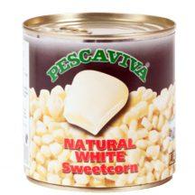 Pescaviva kukorica fehér 285g