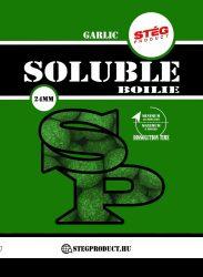 STÉG PRODUCT - SOLUBLE BOILIE 24MM - GARLIC 1KG
