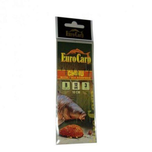Euro Carp - Csalitüskés Horog 10